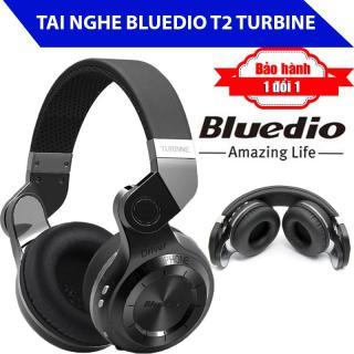 [BẢO HÀNH 1 ĐỔI 1] Tai nghe Bluetooth cao cấp Bluedio T2 Turbine - Tai nghe chụp tai Bluetooth chất lượng cao giá rẻ thumbnail