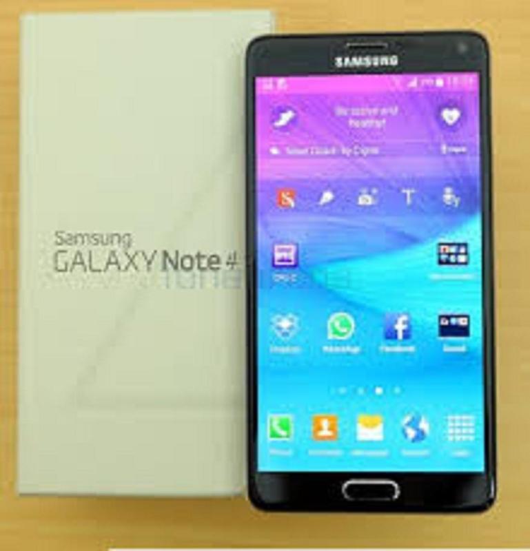 SAMSUNG GALAXY NOTE 4 ram 3G/32G Fullbox - Đủ Màu