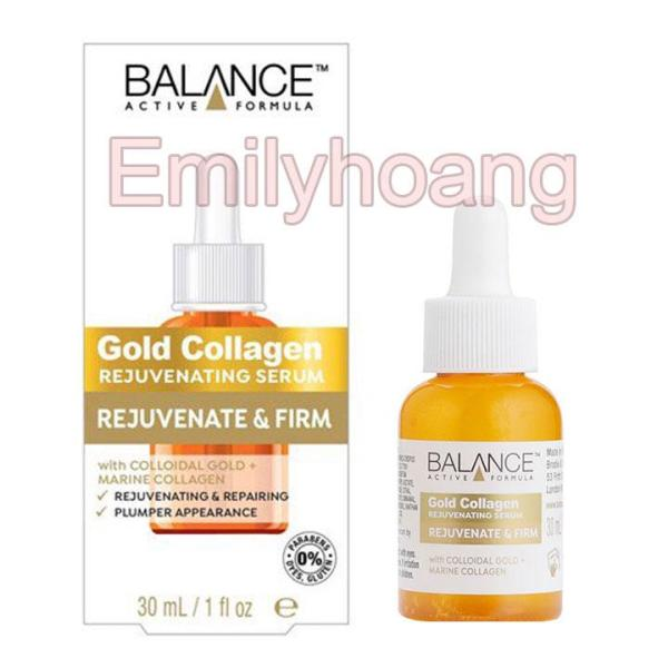 Tinh Chất Chống Lão Hóa Balance Gold Collagen Serum 30ml
