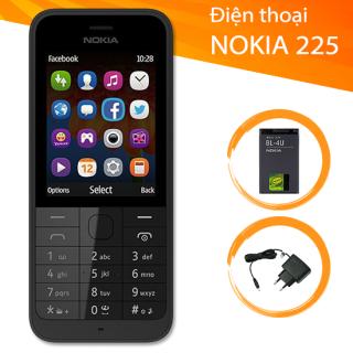 Điện thoại Nokia 225 Chính Hãng 2 SIM - Màu Đẹp - Full Chức Năng thumbnail