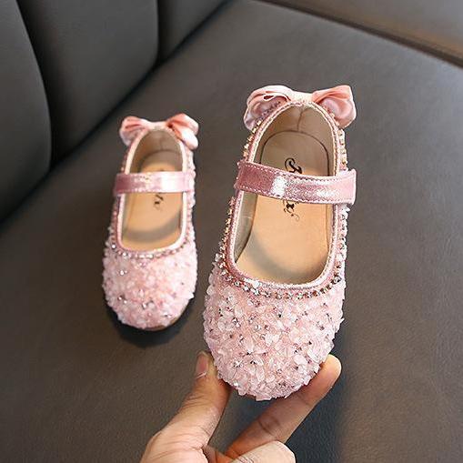 Giá bán giày công chúa bé gái size 21-35 nổi bật