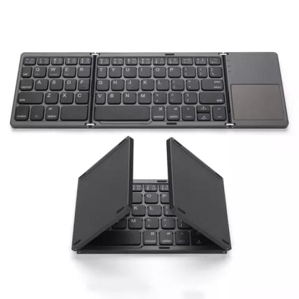 Bảng giá Bàn phím có thể gập lại di động Bàn phím Bluetooth Touch pad Phong Vũ