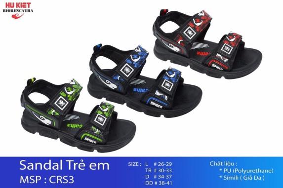 Sandal/ Xăng đan bé trai size 26-37 giá rẻ