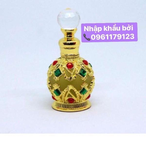 Tinh dầu nước hoa Dubai nhập khẩu 100% lưu hương bền 24-72h