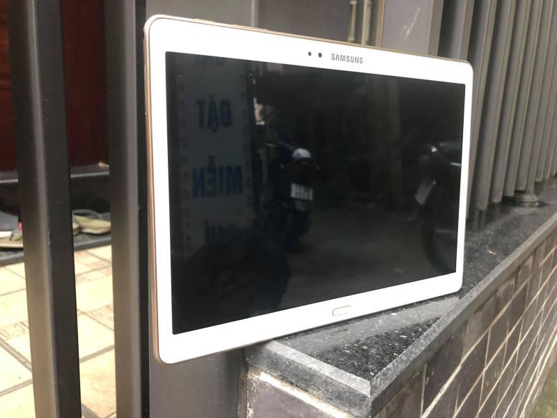Máy tính bảng Ss Galaxy Tab S 10.5INCH WF - 4G + Likenew + Zin keng + Pin 7900mAh chính hãng