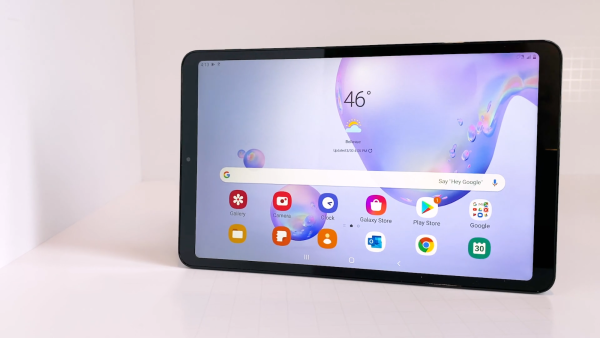 Máy tính bảng Samsung Tab A 8.4 (2020) LTE/Wifi - Nhỏ gọn, tiện lợi cho việc học online tại Zinmobile chính hãng