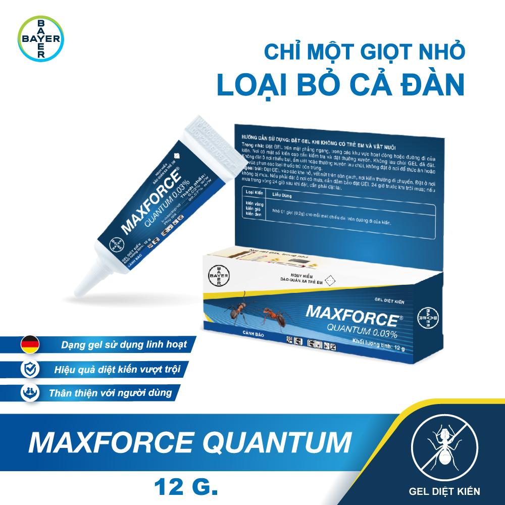 Bayer Diệt Kiến Dạng Gel Maxforce Quantum Chính Hãng