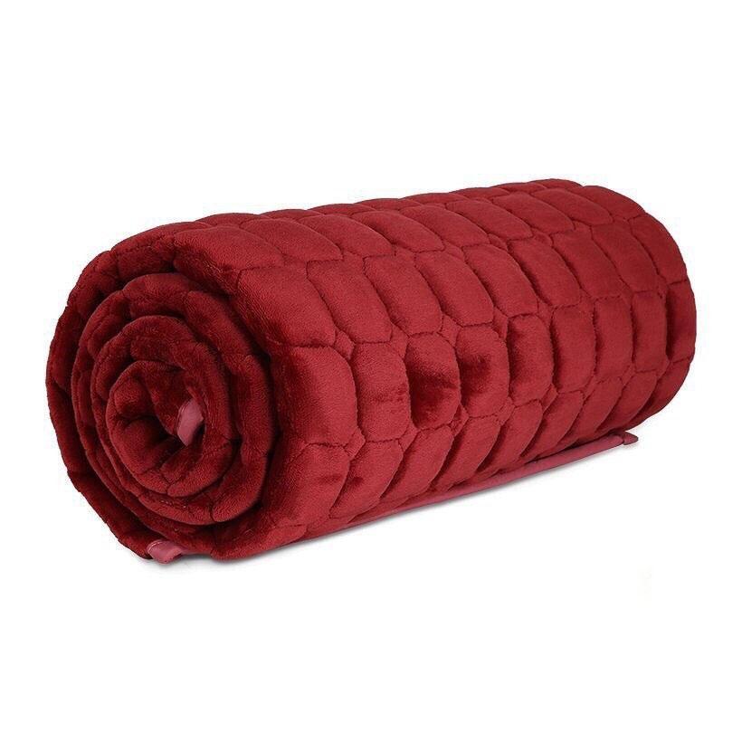 Thảm nhung trải giường đa năng 1m8 x 2m