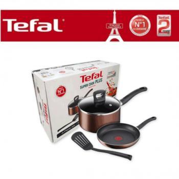 Bộ 4 món Tefal super CookPLUS - chính hãng