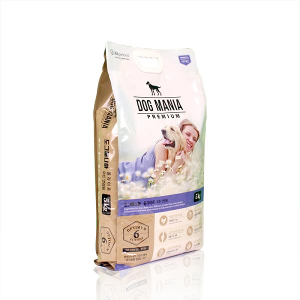 [5kg] Thức ăn hạt cho chó mọi lứa tuổi DOG MANIA Premium