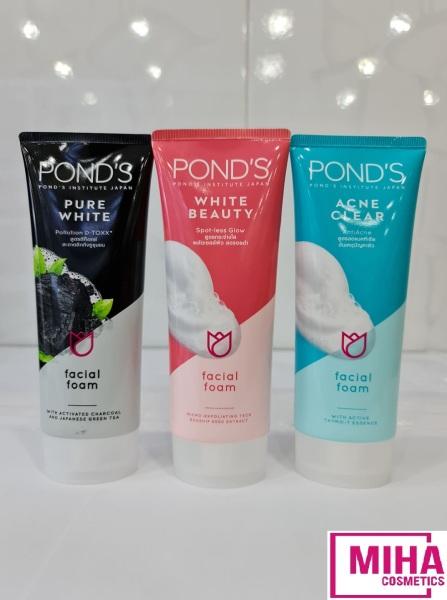 [HCM]Sữa Rửa Mặt PONDS 100g Mẫu Mới nhập khẩu