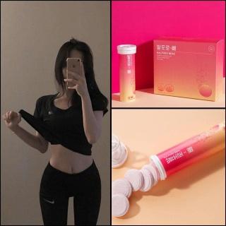 Viên sủi giảm cân Balporo Bbae Hàn Quốc ( full hộp 3 tuýp) thumbnail