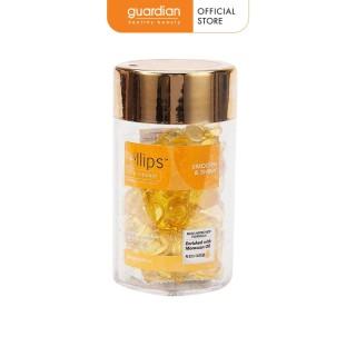 Vitamin Dưỡng Tóc Mềm Mượt Và Óng Ả Ellips Smooth & Shiny (50 Viênx1ml) thumbnail