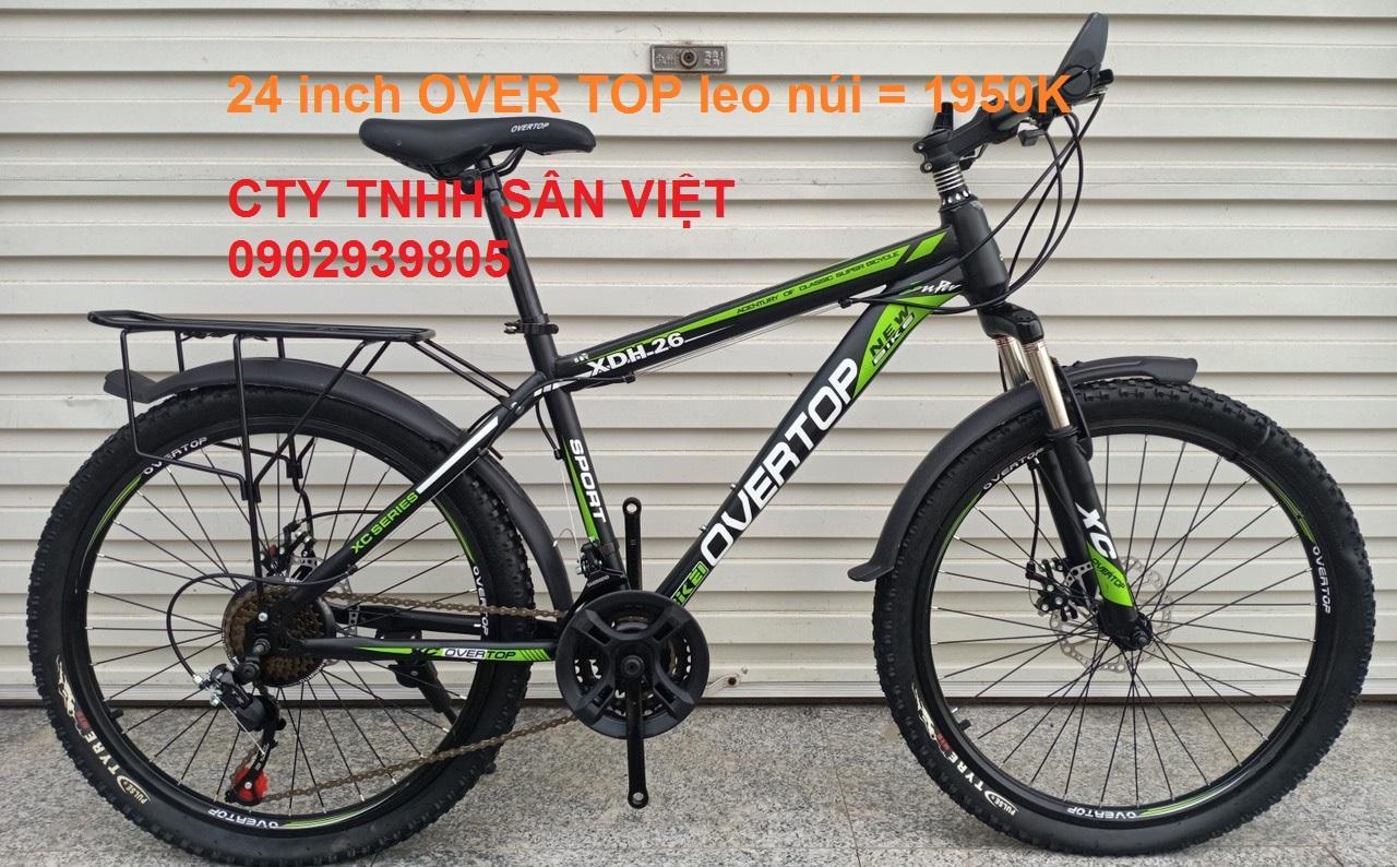 Mua Xe đạp 24 inch Over top