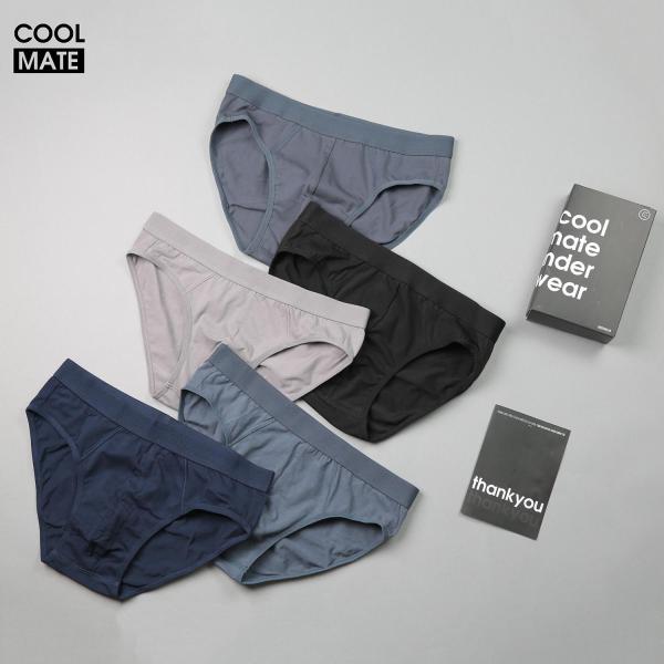 Nơi bán Combo 5 quần lót tam giác Cotton thương hiệu Coolmate