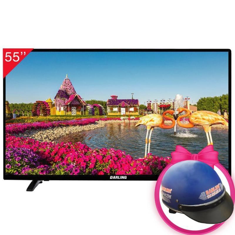 Bảng giá TIVI LED FULL HD DARLING 55 INCHES 55HD955T2