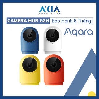 Camera Aqara G2H, Camera Wifi Full HD 1080p, hỗ trợ Apple HomeKit, tích hợp Hub Zigbee - Đàm thoại 2 chiều, lưu trữ trực tiếp trên iCloud - Kết nối và Aqara Home thumbnail