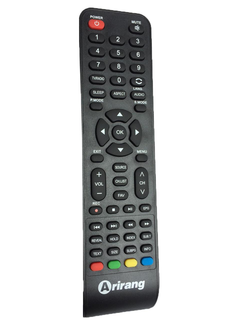 Bảng giá Remote tivi Arirang 32 inch