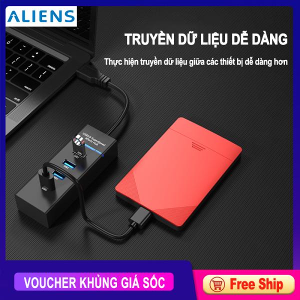 Bảng giá Bộ chuyển đổi USB, usb 6 cổng+ usb 4 cổng, USB 3.0 tốc độ cao, sử dụng dễ dàng, bảo vệ điện áp, tương thích nhiều thiết bị Phong Vũ