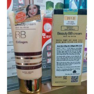 Kem nền trang điểm BB Beauty cream Mayfiece Hàn Quốc 60ml thumbnail