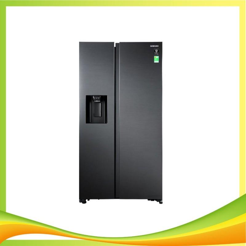 Tủ lạnh Samsung Inverter 617 lít RS64R5301B4/SV chính hãng