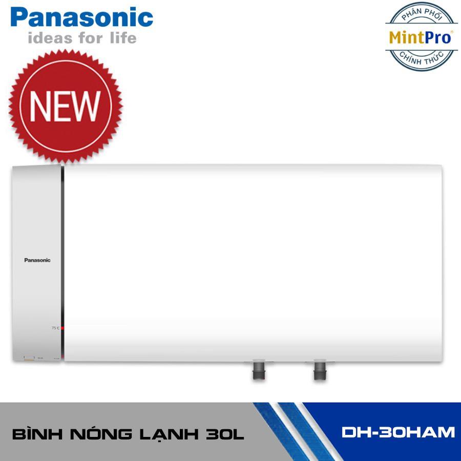Bảng giá Bình nóng lạnh Panasonic DH-30HAM 30 lít (không cần bảo trì)