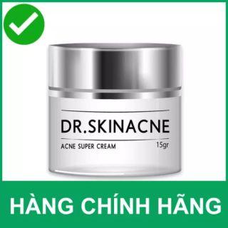 Kem Dưỡng Da T Ri Mụn và Thâm DR.SKINACNE Hộp 15g thumbnail