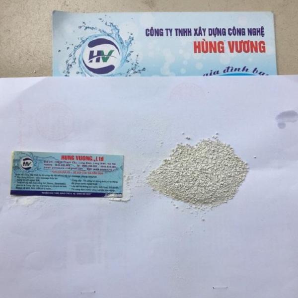Clorine Bột trung Quốc - 5kg Hóa chất Clorine Bột Trung Quốc xử lý nước bể bơi