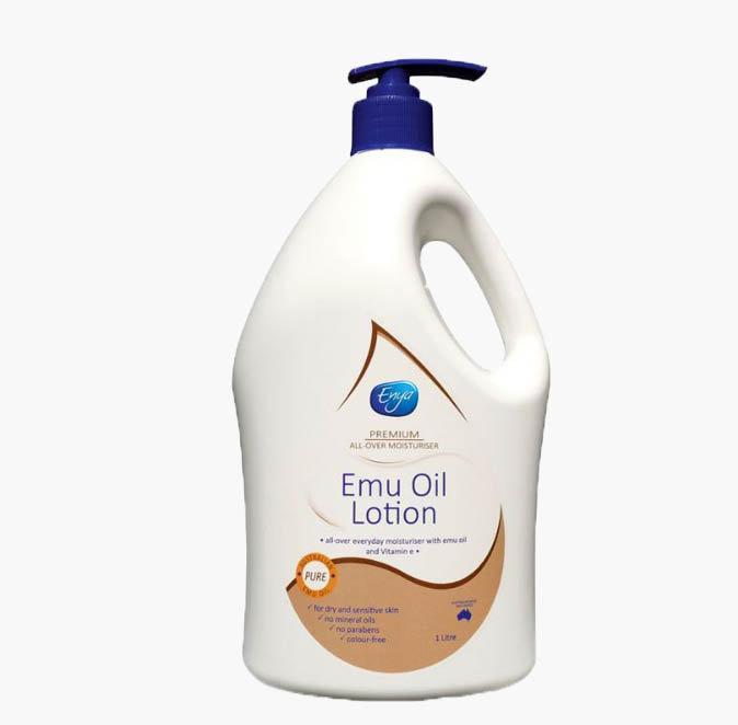 Sữa dưỡng ẩm toàn thân tinh dầu đà điểu (1 lít) tốt nhất