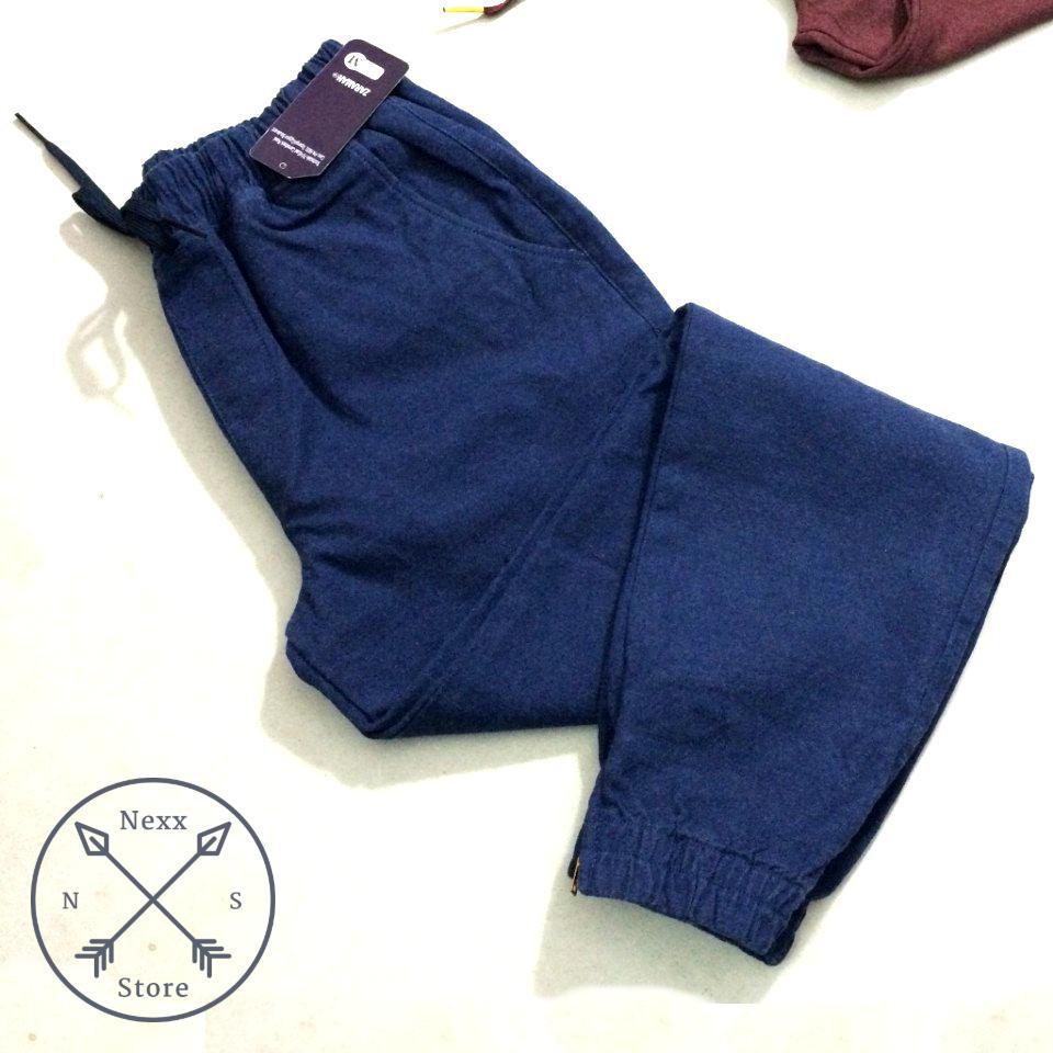 Quần Jogger Kaki Nam Hàn Quốc Vải Kaki Xịn Giá Giảm