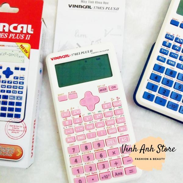Máy Tính Học Sinh Vinacal 570ES Plus II