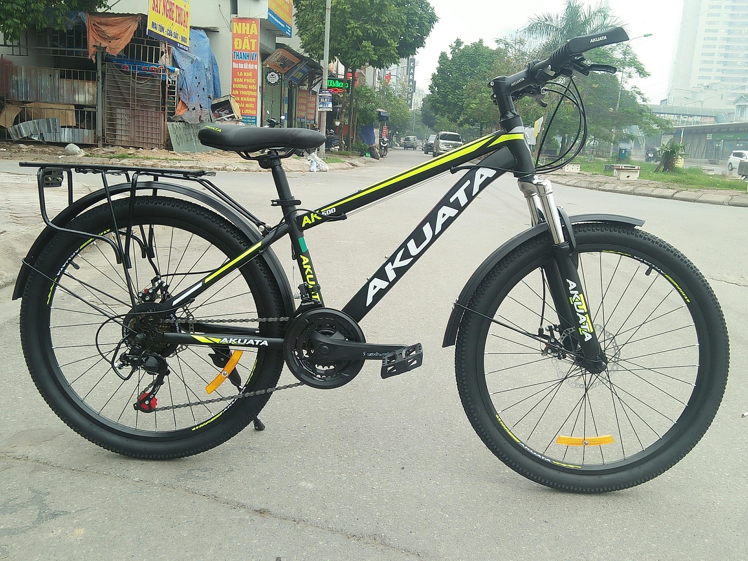 Mua xe đạp địa hình AKUATA AK500