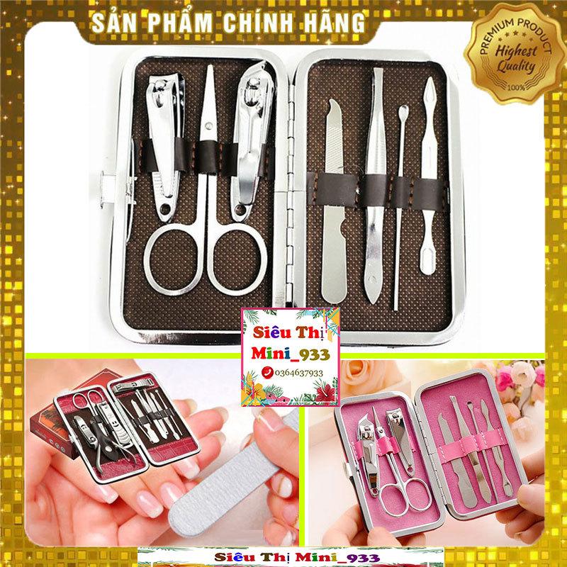 Bộ kềm cắt móng tay cao cấp 7 món đa năng giá rẻ