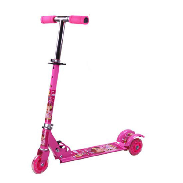 Xe trượt scooter, thiết kế chắc chắn, có thể gấp gọn để mang đi chơi, thiết kế độc đáo về kiểu dáng; màu sắc khá đa dạng