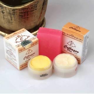 [Chính hãng] Bộ kem nám Collagen Plus Vit E thumbnail