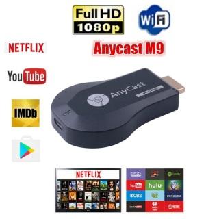 HDMI Không dây Anycast M9 kết nối điện thoại sang Tivi Tốc Độ Kết Nối Siêu Nhanh 1080p Wifi Hdmi Anycast M9 Chính Hãng thumbnail