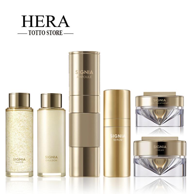Set tái tạo da Hera Signia Deluxe Kit  6 items - Bộ tái tạo da Hera vàng 24k 75ml giá rẻ