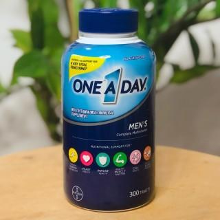 Thực phẩm chức năng Viên Uống One A Day Men Health Formula 300 Viên Của Mỹ thumbnail