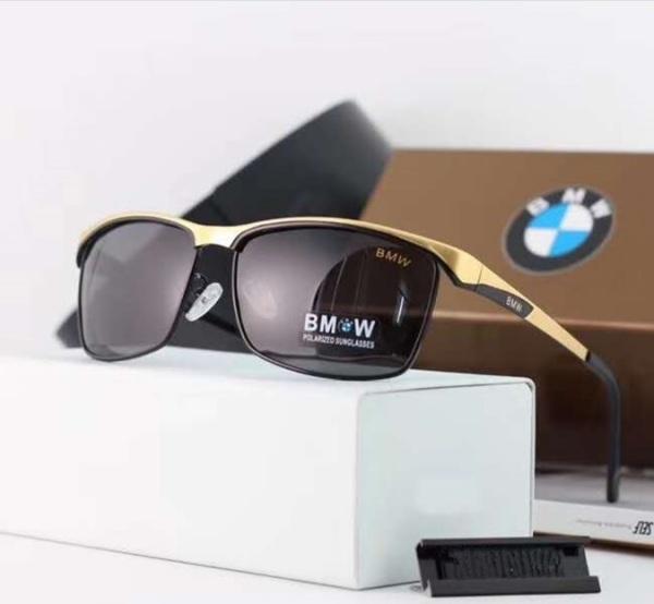 Giá bán [HCM]Kính mát Kính râm phân cực thời trang nam chất liệu hợp kim và palaroid Chống Tia UV cao cấp BMW - bảo hành 12 tháng