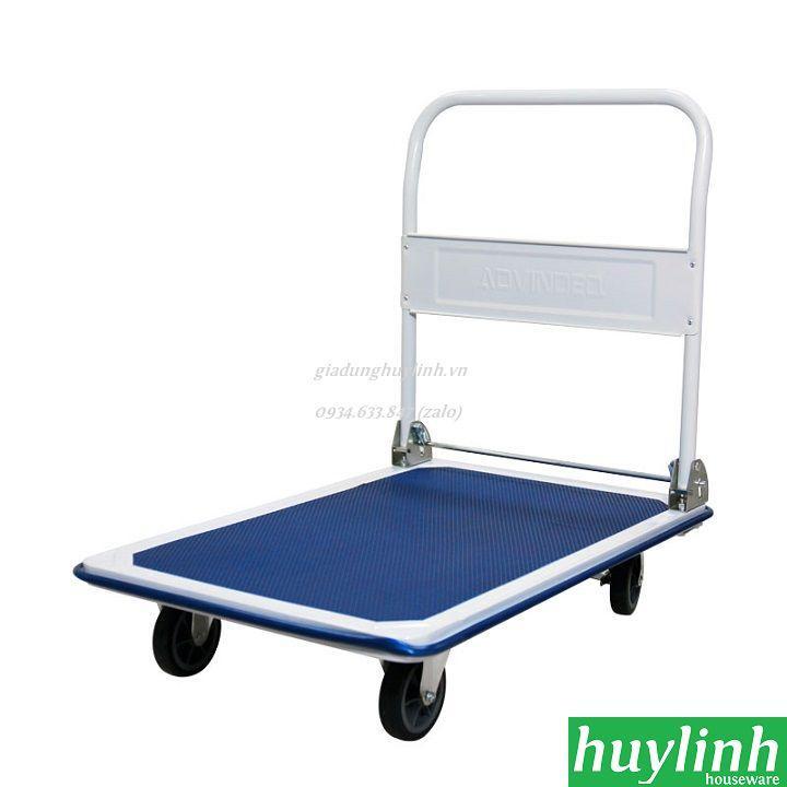 Xe đẩy hàng sàn thép Advindeq TL-300 - (300 - 350kg)