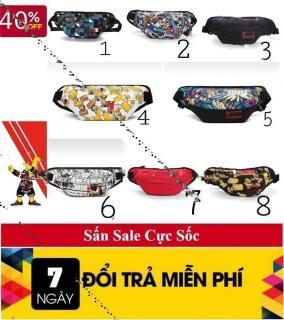 Túi Đeo Chéo supreme Nam Nữ cực chất - Túi bao tử túi đựng điện thoại - Túi bao tử đeo chéo trước ngực - Túi đeo chéo nữ thumbnail
