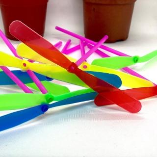 Đồ Chơi Vận Động Chong Chóng Nhựa Xoay Tròn Nhiều Màu Sắc SmartHome Toys thumbnail