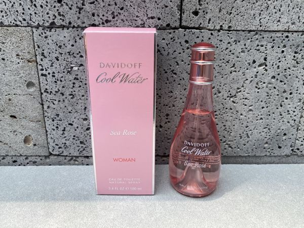 Nước hoa Davidoff cool water Rose sea 100ml