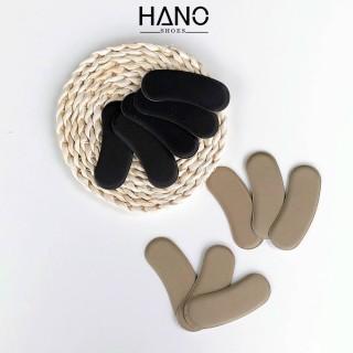 HANO - Lót gót giày nữ nỉ Êm chân, mềm tiện lợi dễ sử dụng thumbnail