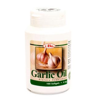 Dầu Tỏi Garlic Oil UBB hỗ trợ làm giảm cholesterol máu, ngăn ngừa xơ vữa động mạch thumbnail