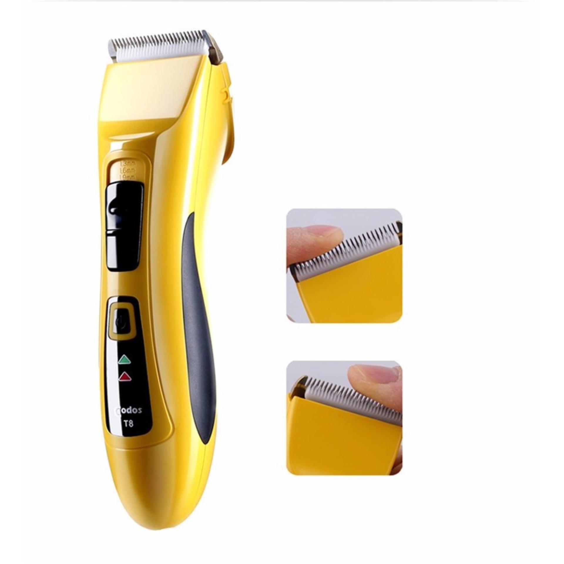 Tông đơ cắt tóc Codos T8 [HB] [COD] giá rẻ