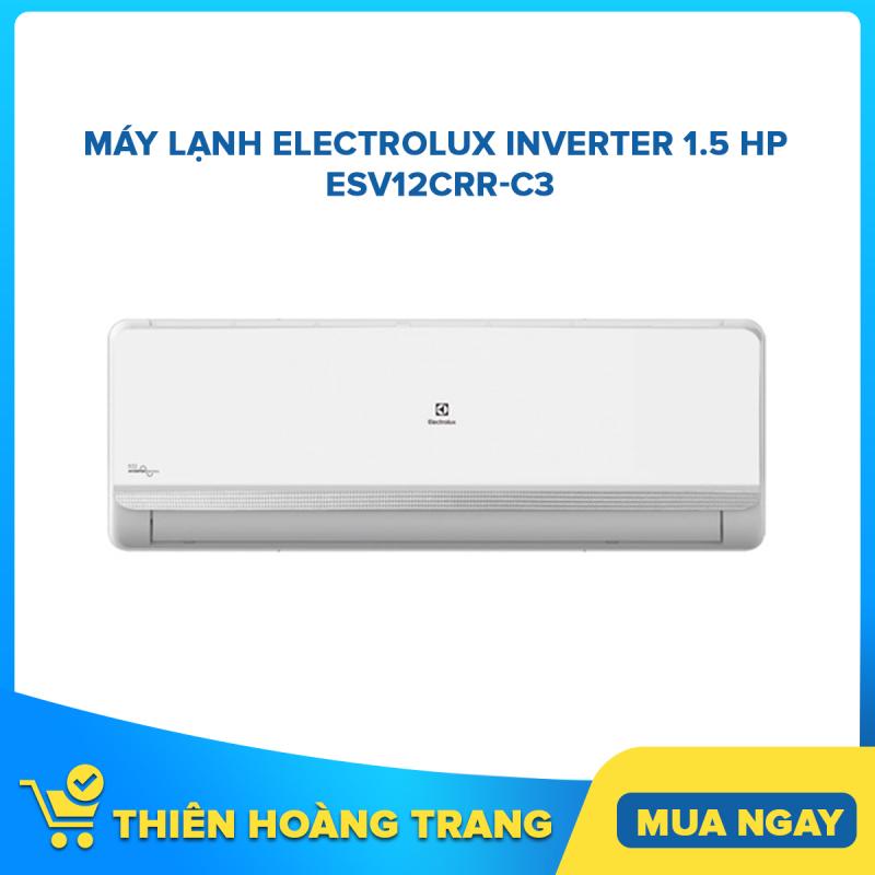 Bảng giá Máy lạnh Electrolux Inverter 1.5 HP ESV12CRR-C3