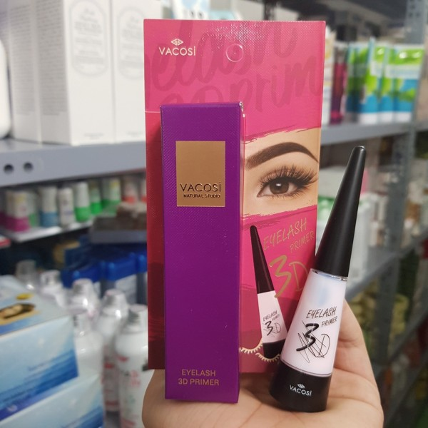 Combo 10 Keo Dán Mi Vacosi Natural Studio Eyelash 3D Primer 8ml giá rẻ