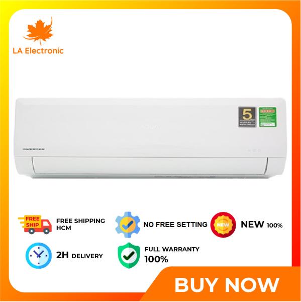 Bảng giá Installment 0% - air conditioner Aqua Inverter 1hp 8500BTU AQA-KCRV9WNZ - Miễn phí vận chuyển HCM