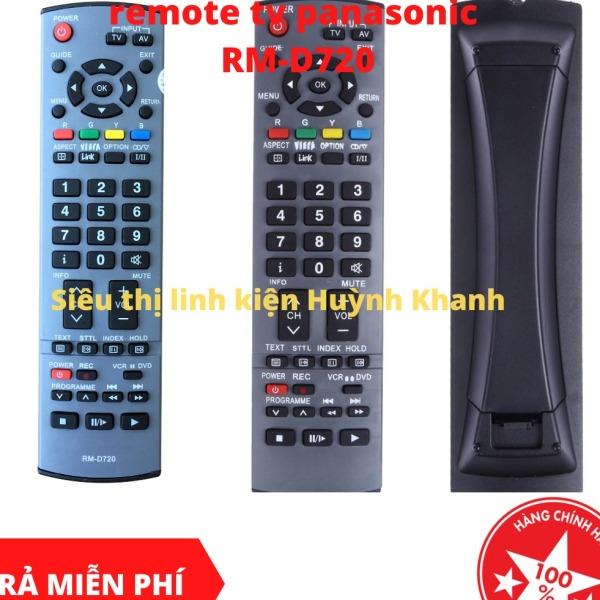 Bảng giá REMOTE TV PANASONIC RM-D720